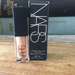 NARS Larger than life Lipgloss 💄